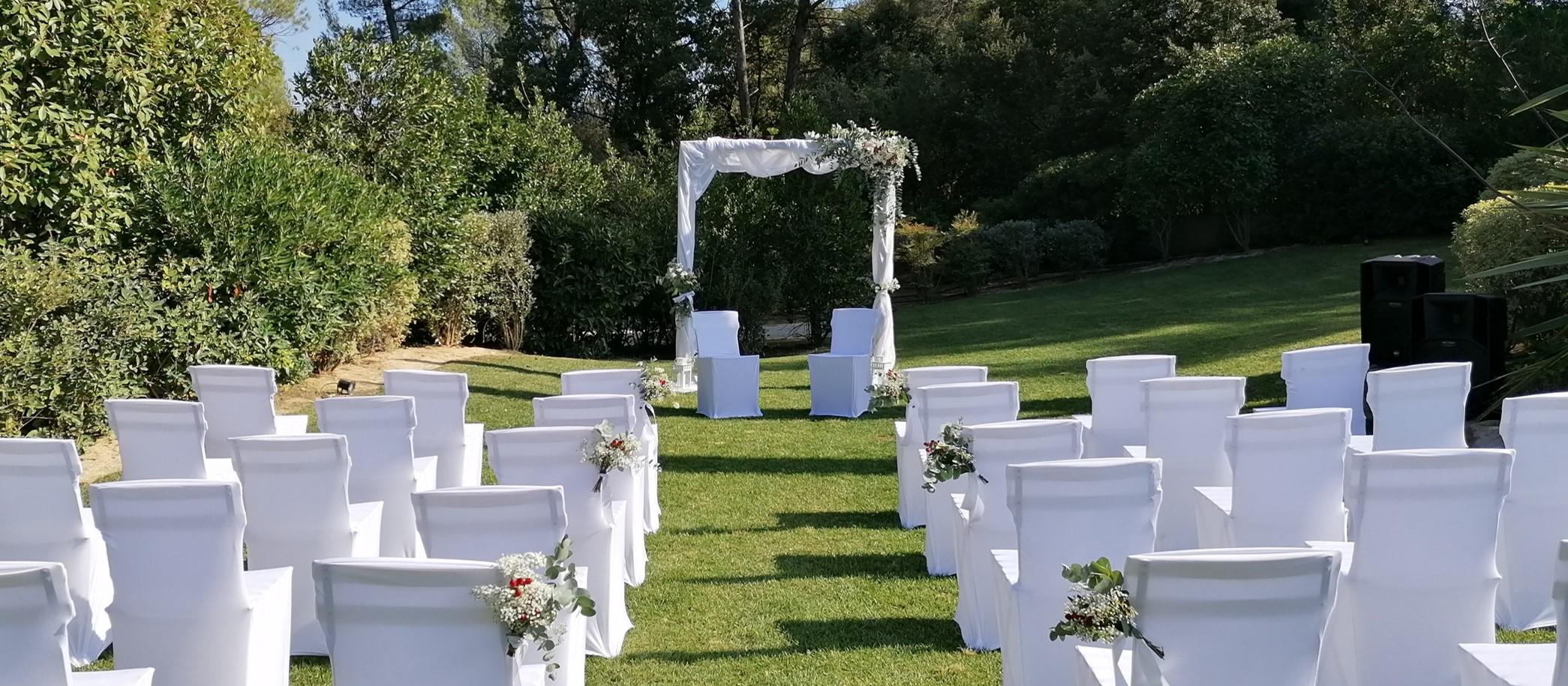 Mariage : les questions à poser lors de la visite d'un lieu