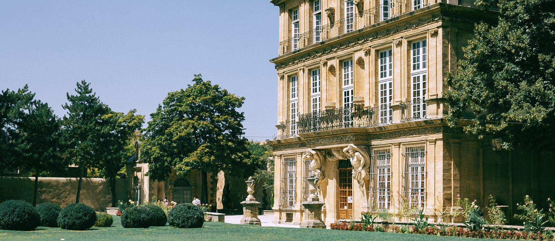 Faites le plein de nature dans les jardins de Provence !